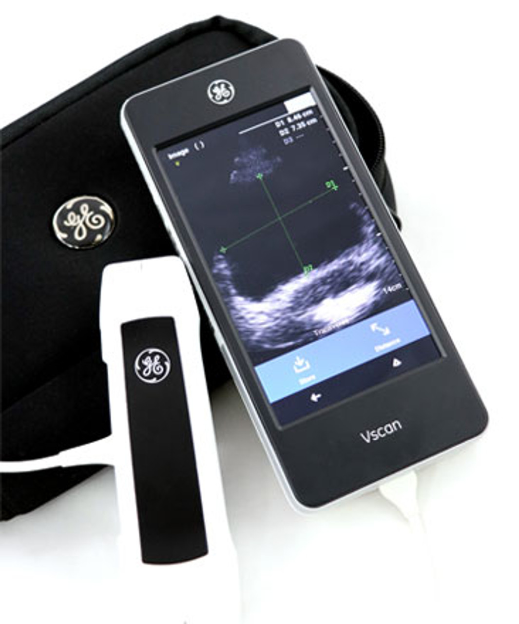 *Demo Unit* GE Vscan Extend R2 with Dual Probe Ultrasound System