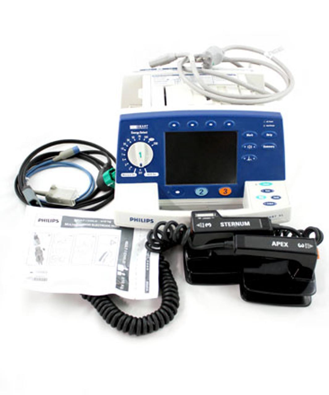 Refurbished Philips HeartStart XL Defibrillator/Monitor