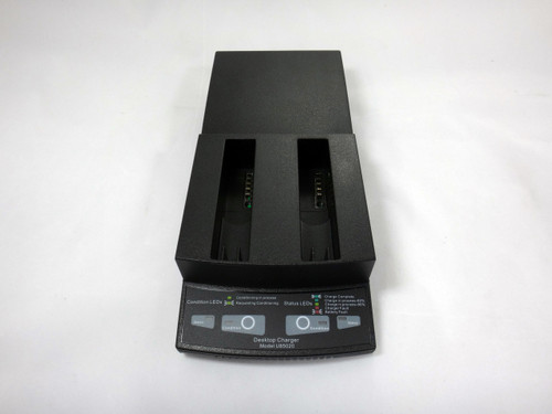 GE Totex Dual Slot Battery Charger, U85020