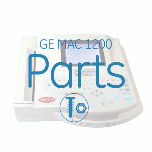 GE INSTRUMENT LABEL MAC 1200