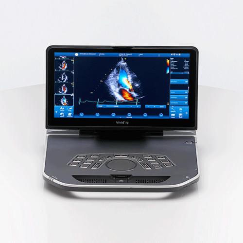 GE VIVID iq v203 Ultrasound System (H48032BF)