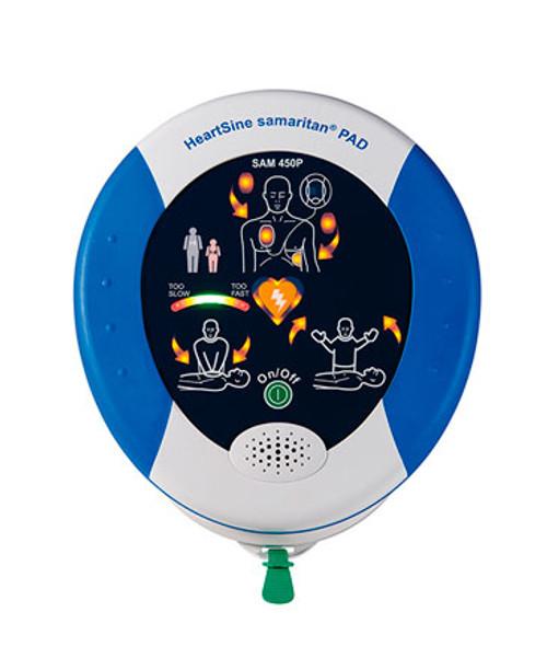 HeartSine Samaritan PAD 450P AED System 80515-000002