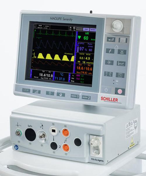 Schiller Maglife Serenity MRI Monitor