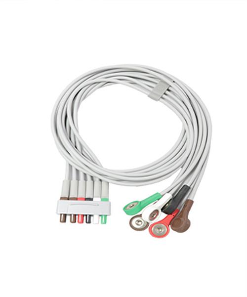 GE Multi-Link ECG Leadwire 421930-001