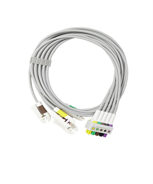 GE Multi-Link ECG Leadwire 416467-004