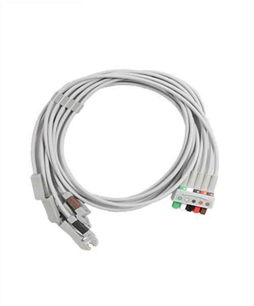 GE Multi-Link ECG Leadwire 414556-001