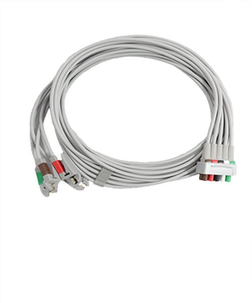 GE Multi-Link ECG Leadwire 414556-002
