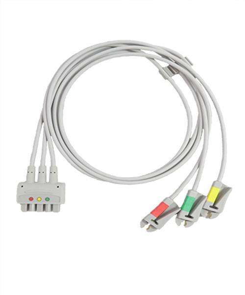 GE Multi-Link ECG Leadwire 412682-003