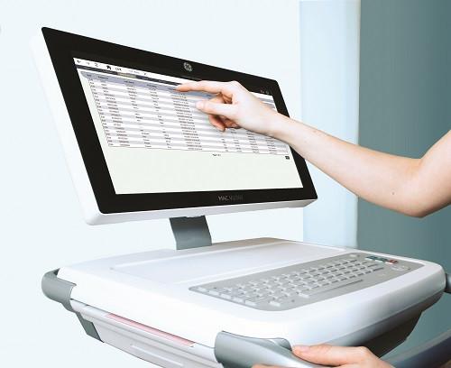 GE MAC VU360™ Resting ECG Workstation
