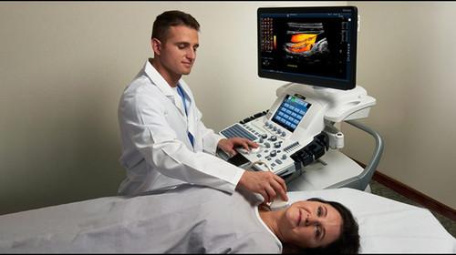 GE LOGIQ E9 XDclear 2.0 Ultrasound System