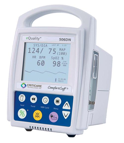 Criticare eQuality 506DN Vital Signs Monitor