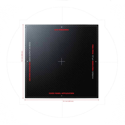 1717SCC Tethered Flat Panel Detector