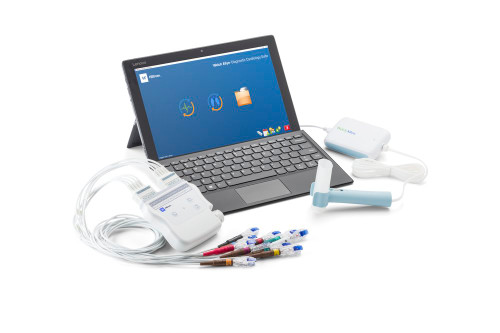 Welch Allyn Diagnostic Cardiology Suite Spirometry