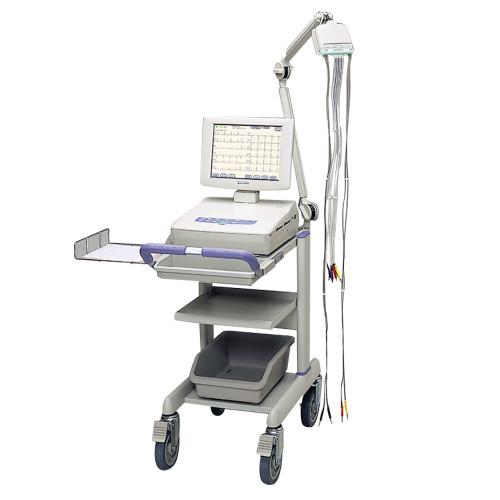 Refurbished Nihon Kohden CardiofaxV 1550A ECG Stress System