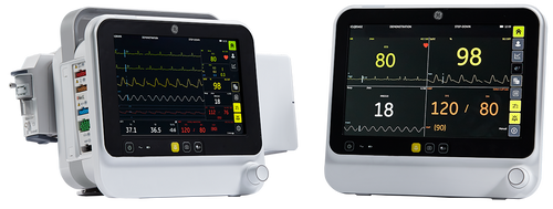 GE B105/B125 Patient Monitor