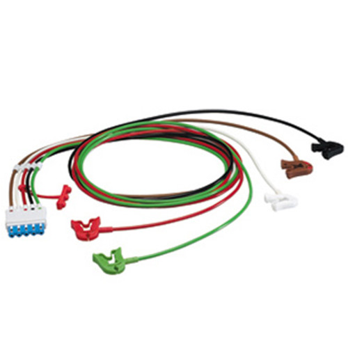 Hewlett Packard Philips 5 Lead Set for M1668A Trunk Cable