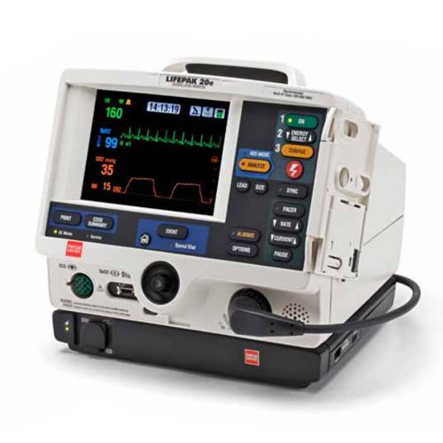 Refurbished Physio Control LIFEPAK 20 Defibrillator/Monitor