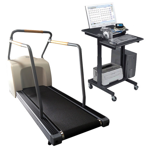 Nasiff Stress Test and GE T2000 or T2100 Treadmill Complete System