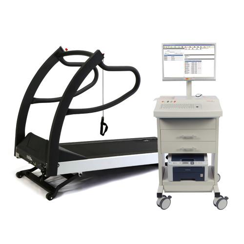 Schiller CS200 and TMX428 Treadmill Complete System