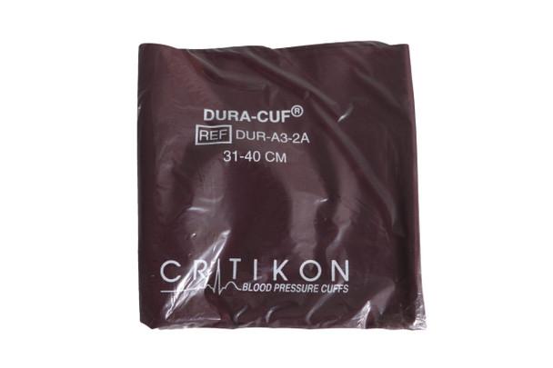 GE Critikon Dura-Cuf DUR-A3-2A Large Adult, Click (5/box)