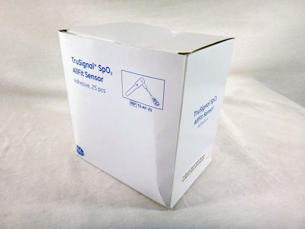 GE TS-AF-25 TRUSIGNAL SpO2 ALLFIT Sensor, 25 pcs