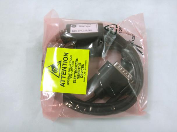 GE DINAMAP USB Cable Kit, 2040229-001