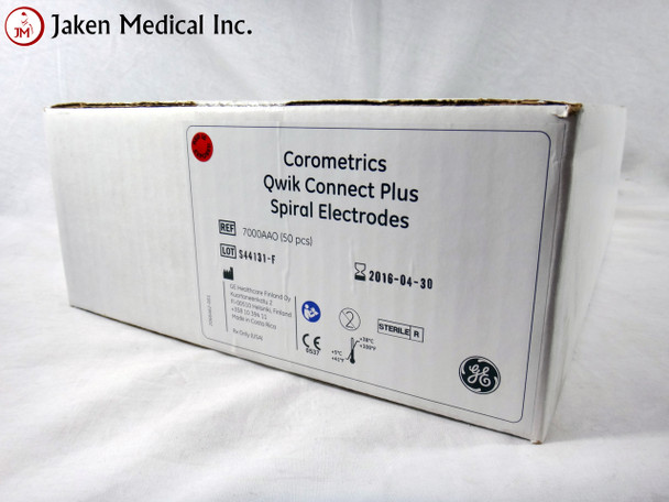 GE Corometrics Qwik Connect Plus Spiral Electrodes
