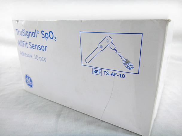 GE TS-AF-10 TRUSIGNAL SpO2 ALLFIT Sensor, 10 pcs