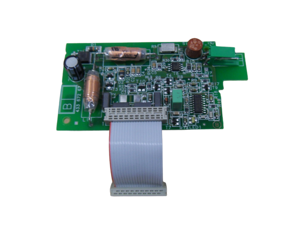 GE PCB BATTERY CHARGING (OLD BOARD)