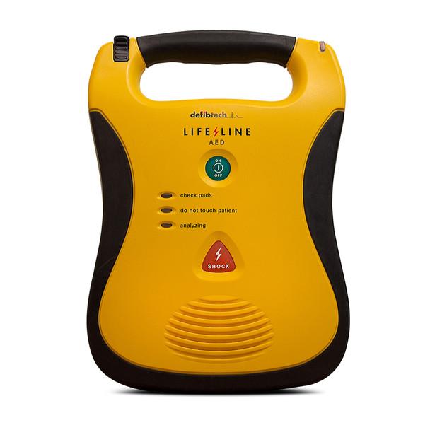 Defibtech Lifeline AED Defibrillator (DCF-100)