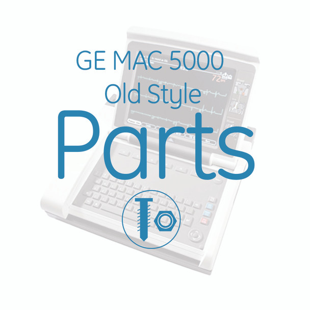 GE ASSEMBLY DISPLAY MAC 5000 (SQUARE STYLE) (421114-002)