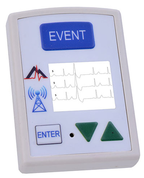 DR300 Holter and Event Recorder with Bluetooth Wireless