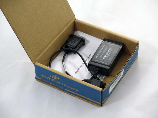 B&B Electronics RS-232 Optical Isolator T74770