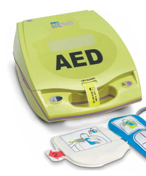 Zoll AED Plus Semi Automatic System