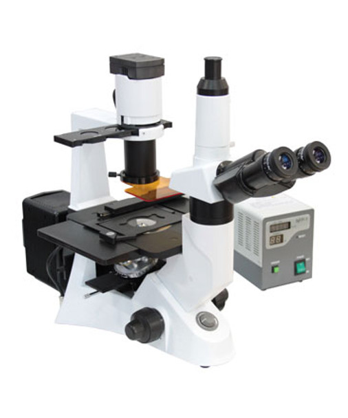 Used Inverted Fluorescence Microscope