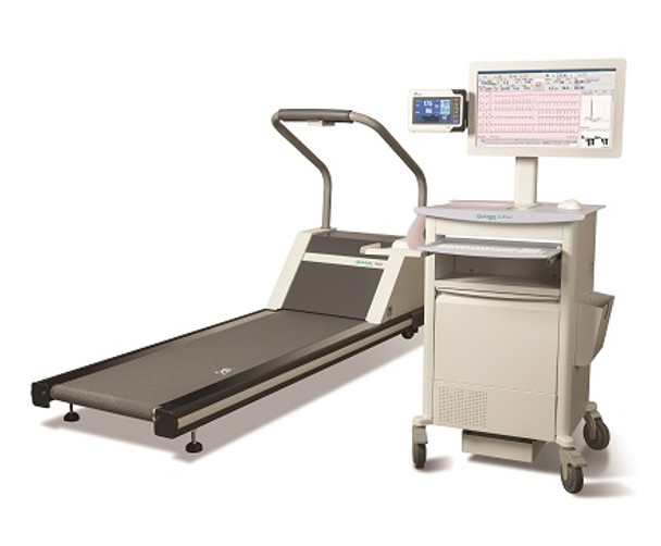 Quinton Q-Stress + TM55 Treadmill - Complete Stress Test System