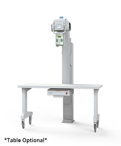 Aspen XDR Straight Arm Digital Radiography System