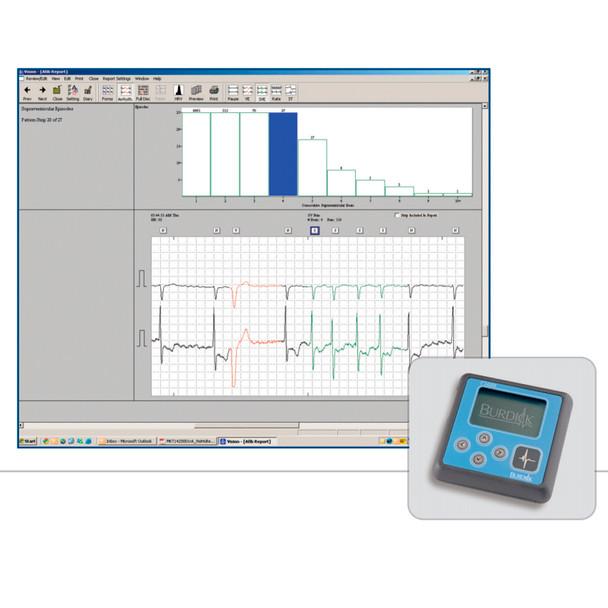 Burdick/Mortara Vision Holter Software