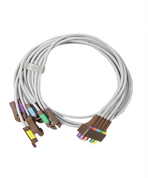 GE Multi-Link ECG Leadwire 416467-003
