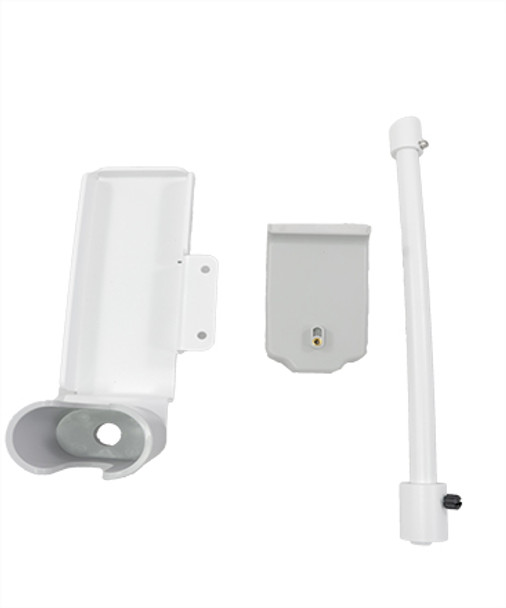 GE MAC Trolley Aquisition Arm & Barcode Holster (2064414-001)
