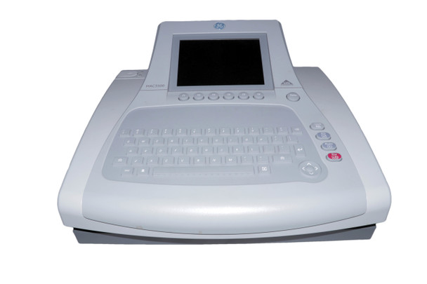 Refurbished GE MAC 3500 EKG Machine