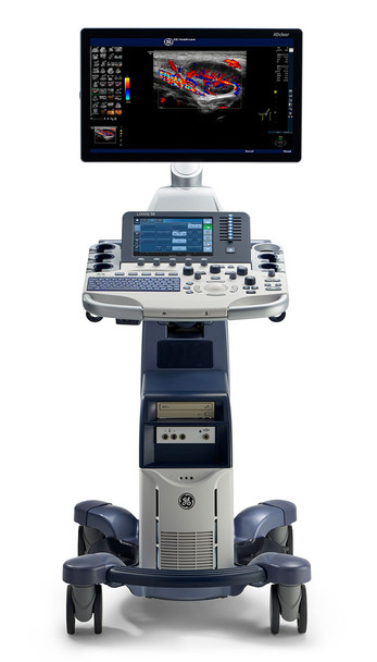 GE S8 XDclear 2.0 Ultrasound System
