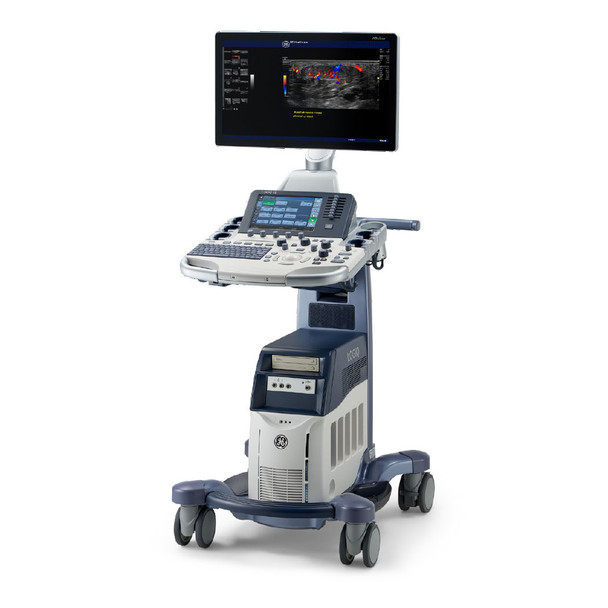 GE LOGIQ E9 XDclear 2.0 Ultrasound System
