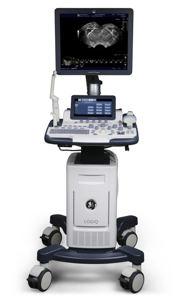 GE LOGIQ F8 Ultrasound System