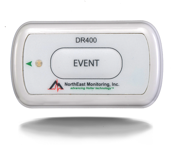 NorthEast Monitoring, Inc. DR400 Patch Holter/Event Recorder + HE/LX® Analysis Holter Software