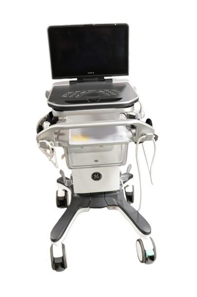 Refurbished GE VIVID iq With Cart