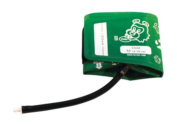 ADC Green Child Cuff 12-19 cm (9005-9CGR-1MB)