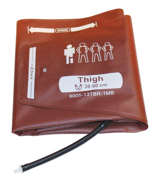 ADC Brown Thigh Cuff 38-50 cm (9005-13TBR-1MB)