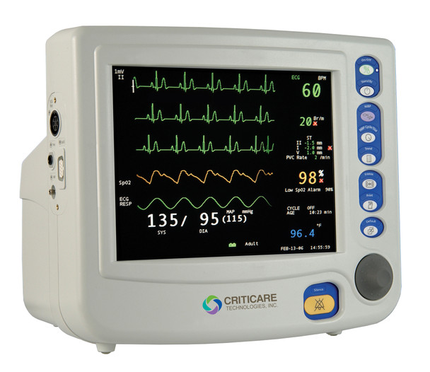Criticare nGenuity Patient Monitor (nGenuity)