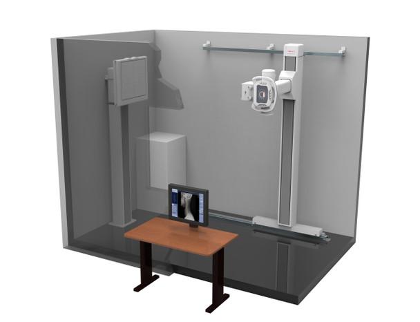 Rayence DCX Digital Chiropractic X-Ray